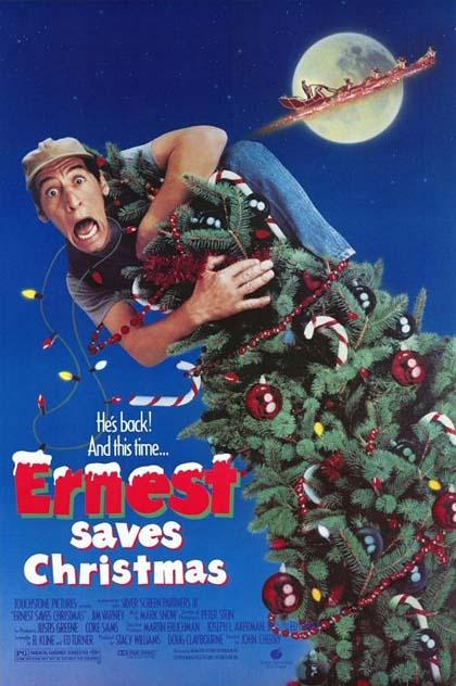 Locandina Ernesto salva il Natale