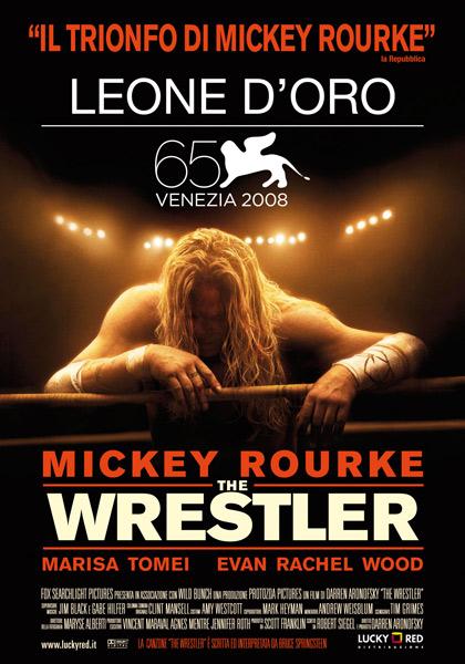 Locandina italiana The Wrestler