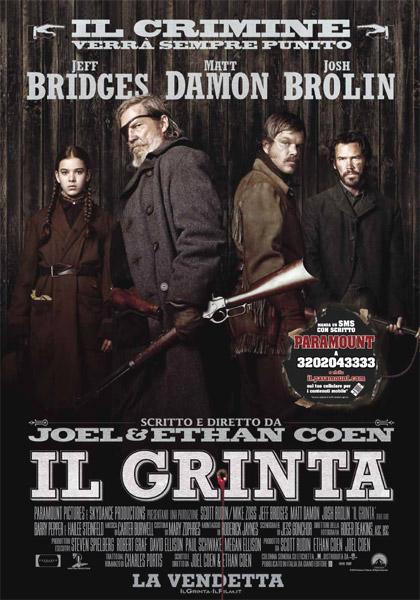 Locandina italiana Il grinta