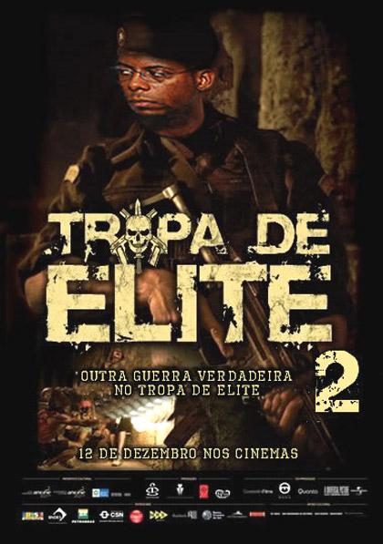 Locandina Tropa de Elite 2 - O Inimigo Agora é Outro