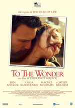 Locandina To the Wonder