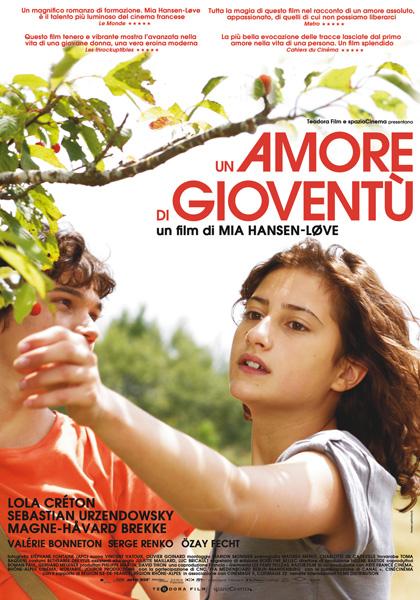 Locandina italiana Un amore di gioventù