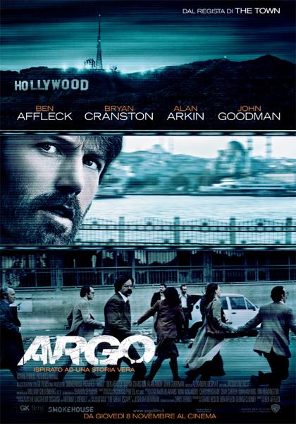 Locandina italiana Argo