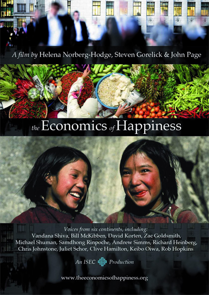 the economics of happyness cover