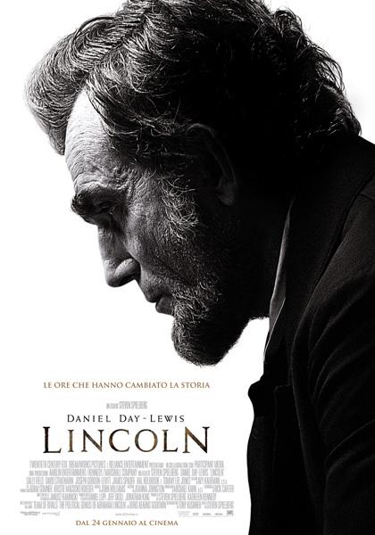 Locandina italiana Lincoln
