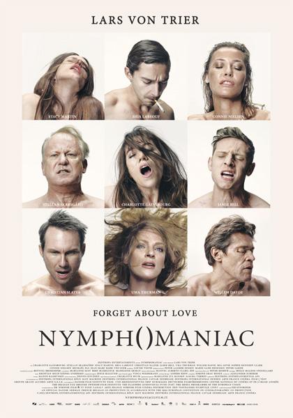 Locandina italiana Nymphomaniac - Volume 1
