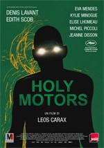 holy motors carx recensione slowfilm