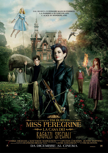 Miss Peregrine Eva Green