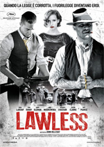 lawless hillcoat recensione