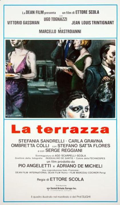 La terrazza 1980  MYmoviesit