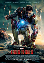 Iron Man 3 slowfilm recensione