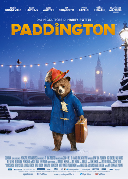 Locandina italiana Paddington