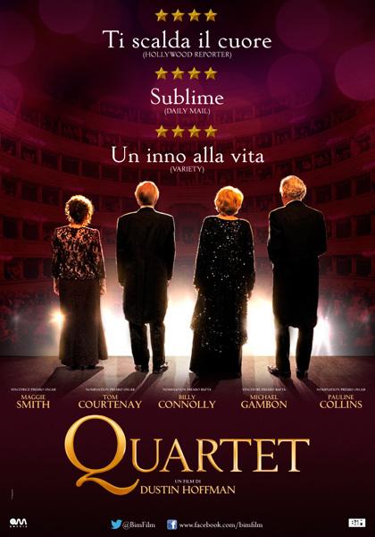 Locandina italiana Quartet