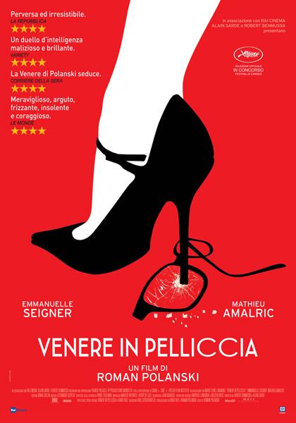 Venere in pelliccia di Roman Polanski