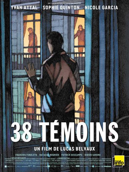 Locandina 38 testimoni