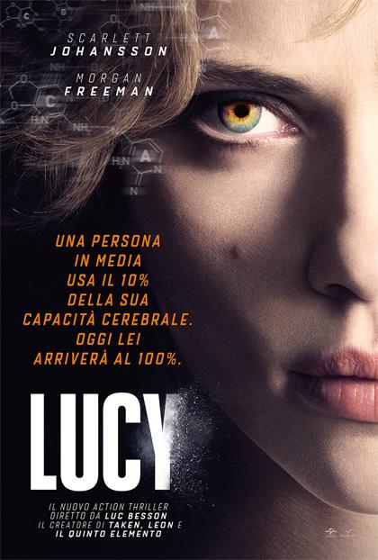 Locandina italiana Lucy
