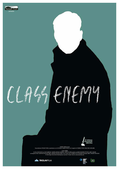 Locandina italiana Class Enemy