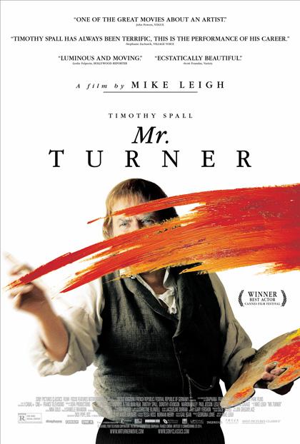 Locandina Turner