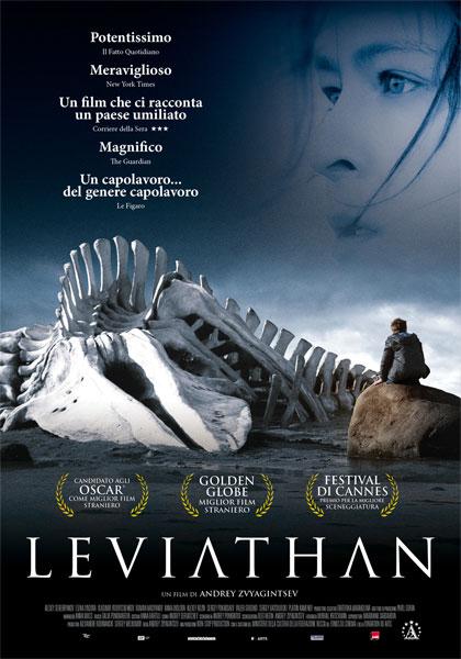 Locandina italiana Leviathan