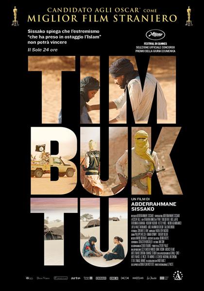 Locandina italiana Timbuktu