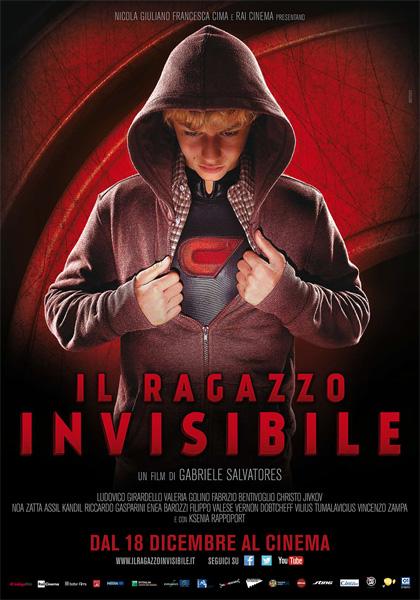 Locandina Il ragazzo invisibile