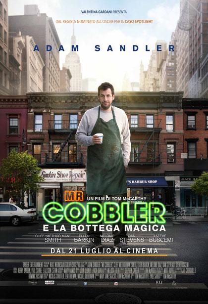 Locandina italiana Mr Cobbler e la bottega magica