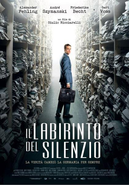 Locandina italiana Il labirinto del silenzio