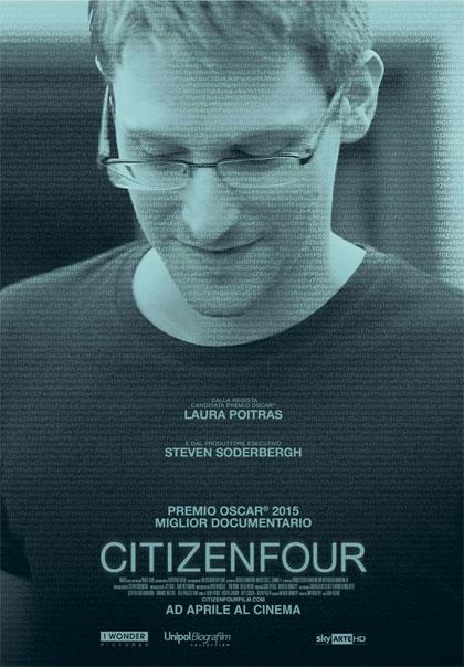 Locandina italiana Citizenfour
