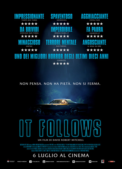 Locandina italiana It Follows