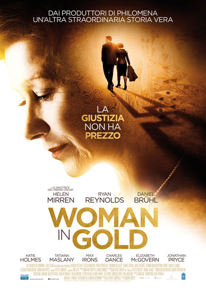 Locandina italiana Woman in Gold