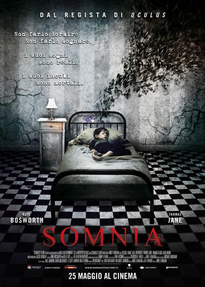 Locandina italiana Somnia