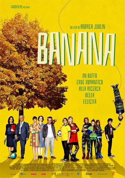 Locandina Banana