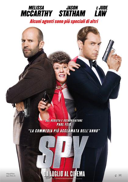 Locandina italiana Spy