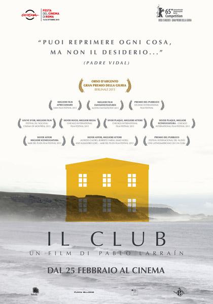 Locandina italiana Il club