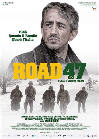 Locandina italiana Road 47
