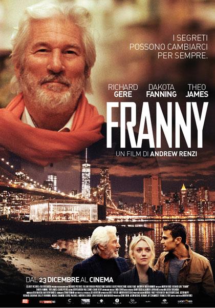 Locandina italiana Franny