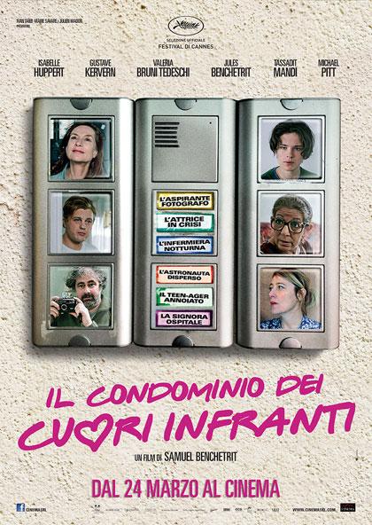 Locandina italiana Il condominio dei cuori infranti