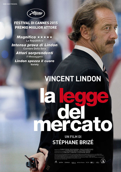 Locandina italiana La legge del mercato