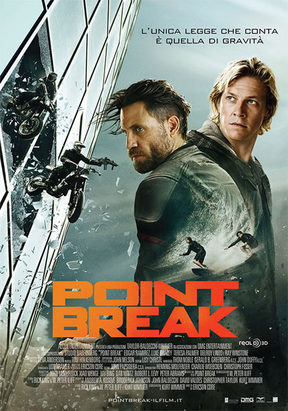 Locandina italiana Point Break