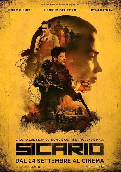 Cinema, le novità: Sicario e Everest (1/6)