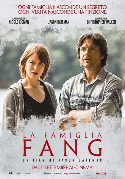 Locandina italiana La famiglia Fang