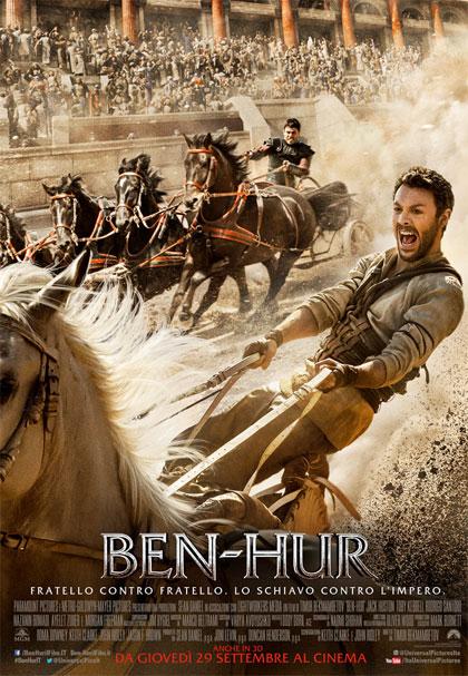 Locandina italiana Ben-Hur
