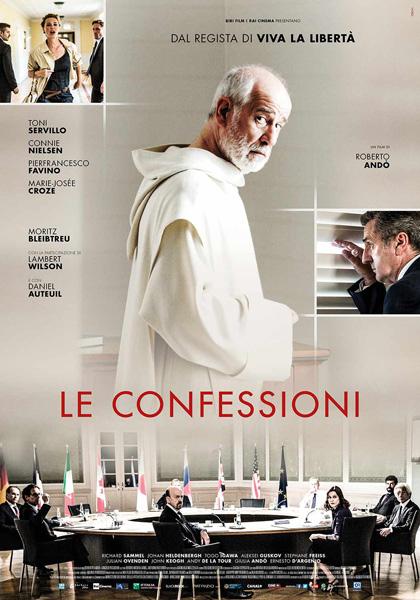 Locandina Le confessioni