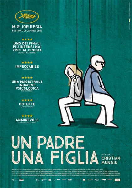 Locandina italiana Un padre, una figlia