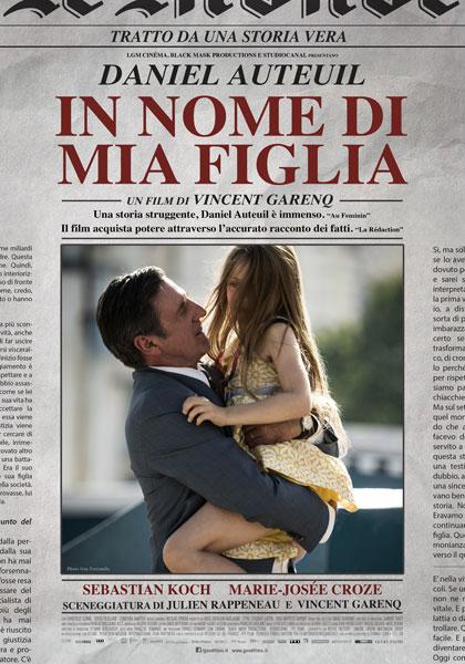 Locandina italiana In nome di mia figlia