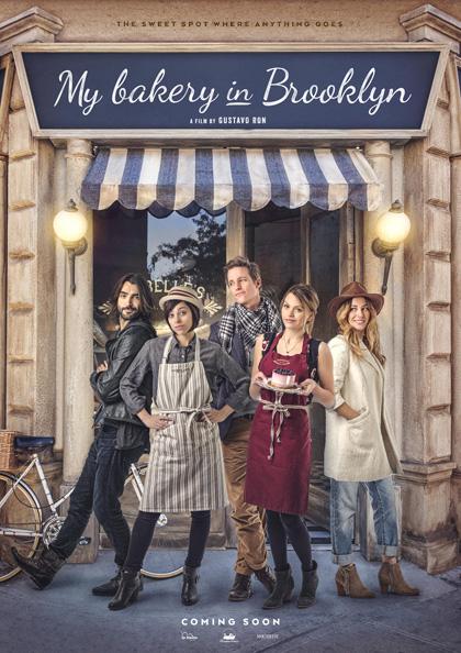 Poster My Bakery in Brooklyn - Un pasticcio in cucina