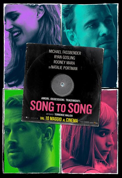 Risultati immagini per SONG TO SONG
