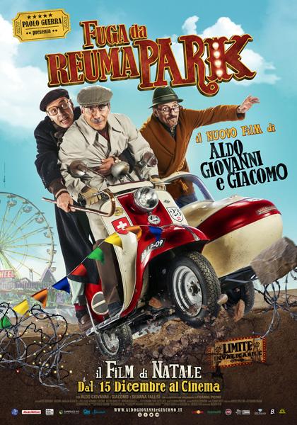 Fuga da Reuma Park Cinema