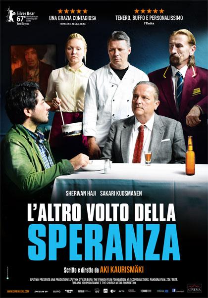 Locandina italiana L'altro volto della speranza