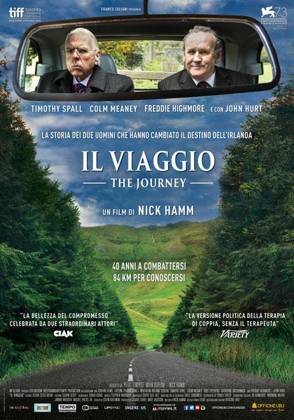 Locandina Il Viaggio (The Journey)